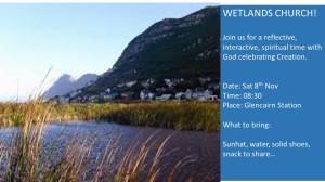 wetlands church